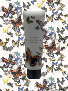 Christian LACROIX tube butterfly